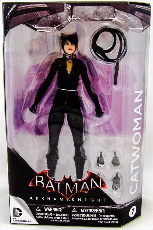 Batman: Arkham Knight  Catwoman by DC Collectibles