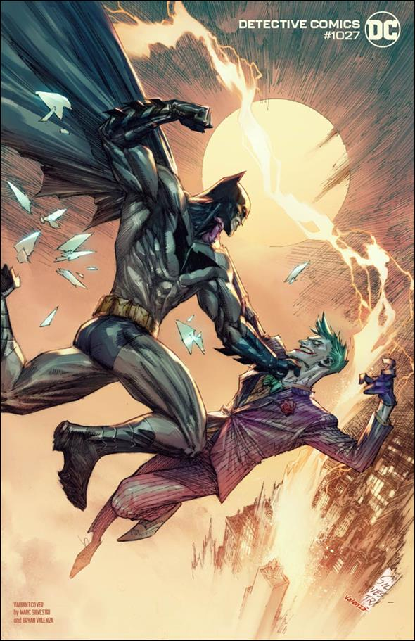 Detective Comics (1937) 1027-K by DC