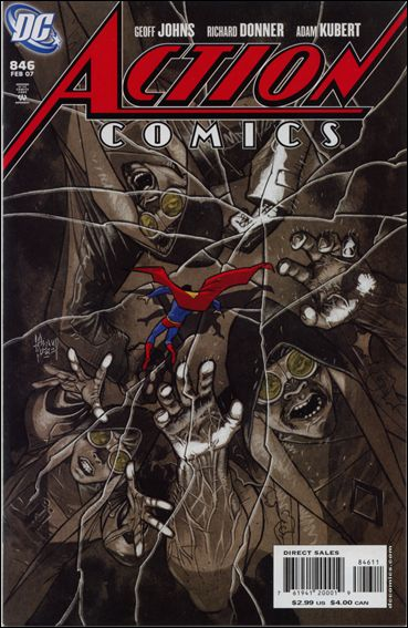 Action Comics (1938) 846-A by DC