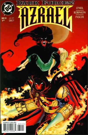 Azrael (1995) 31-A by DC