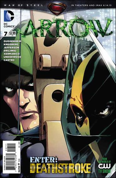 Arrow (2013) 7-A by DC