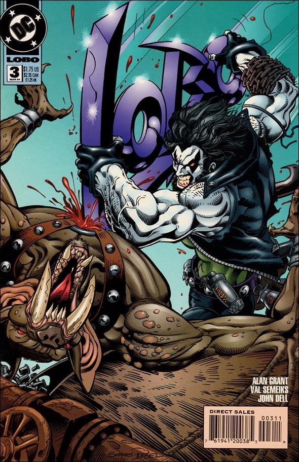 Lobo (1993) 3-A by DC
