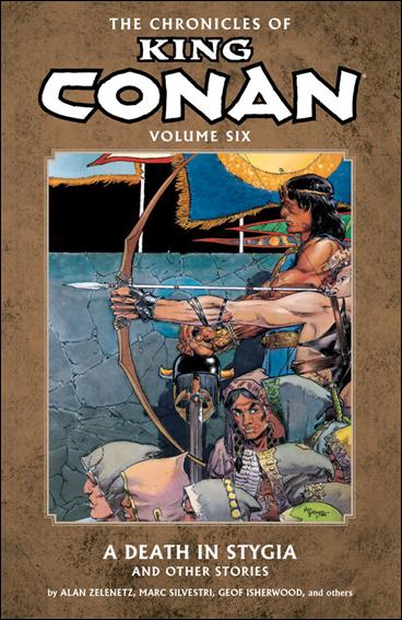 Chronicles of King Conan 6-A by Dark Horse