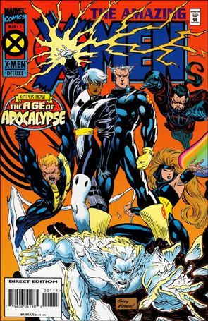 Amazing X-Men (1995) 1-A