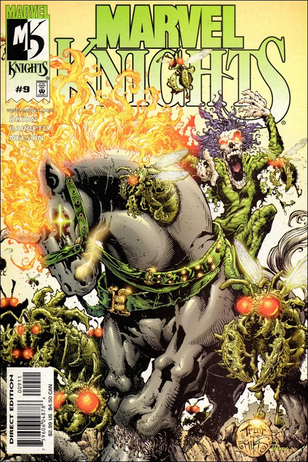 Marvel Knights (2000) 9-A by Marvel
