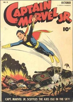 Captain Marvel Jr. 12-A