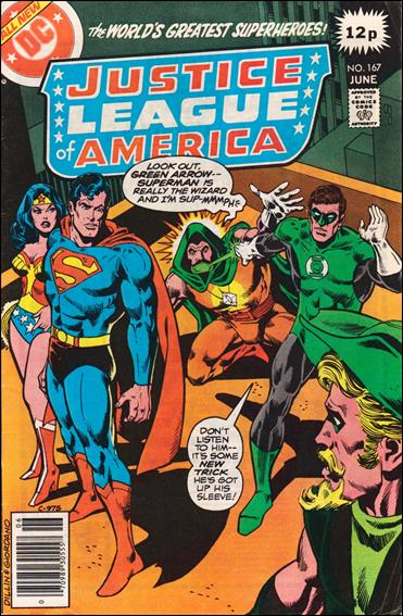 Justice League of America (1960) 167-C by DC