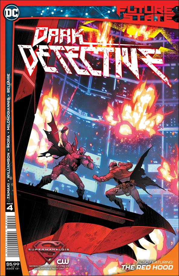 Future State: Dark Detective 4-A by DC