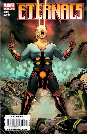 Eternals (2008) 6-A by Marvel