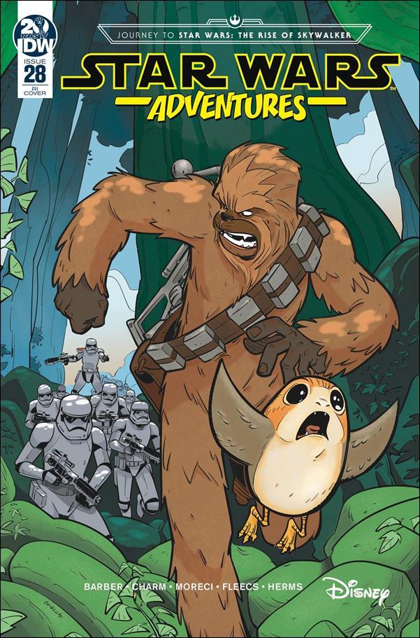 Star Wars Adventures 28-C by IDW