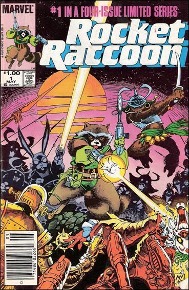 Rocket Raccoon (1985) 1-B by Marvel