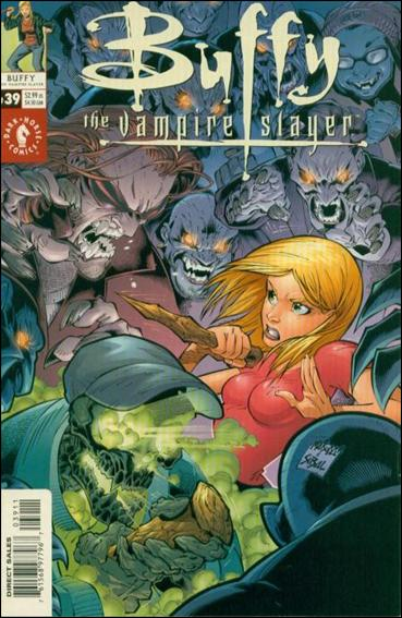 Buffy the Vampire Slayer (1998) 39-A by Dark Horse