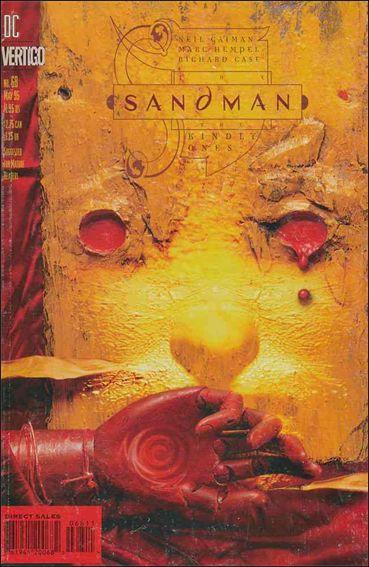 Sandman (1989) 68-A by Vertigo