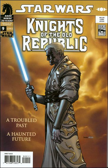 Star Wars: Knights of the Old Republic 9-A by Dark Horse