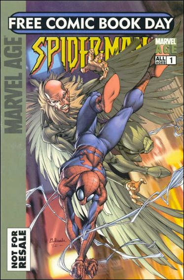 Marvel Age: Spider-Man 1-B by Marvel