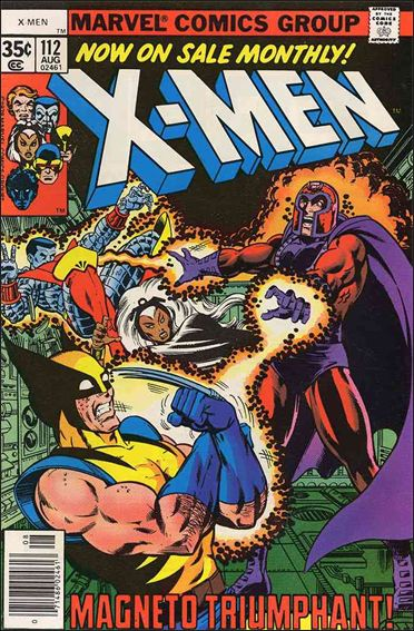 X-Men (1963) 112-A by Marvel