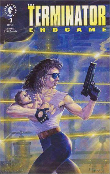 Terminator: Endgame 3-A by Dark Horse
