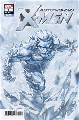 Astonishing X-Men Annual (2018) 1-B