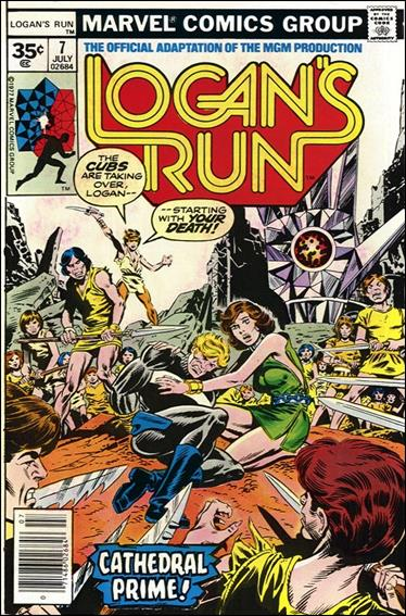 Logan's Run (1977) 7-B by Marvel