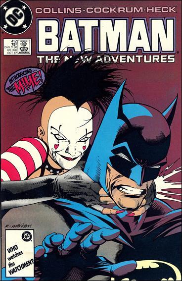 Batman (1940) 412-A by DC