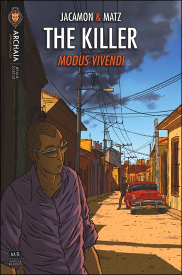 Killer: Modus Vivendi 3-A by Archaia