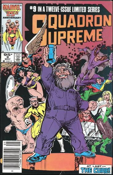 Squadron Supreme (1985) 9-B by Marvel