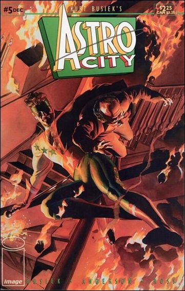 Kurt Busiek's Astro City (1995) 5-A by Image