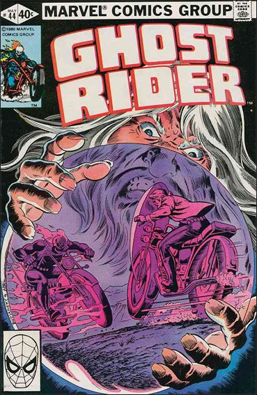 Ghost Rider (1973) 44-A by Marvel