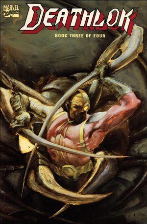 Deathlok (1990) 3-A