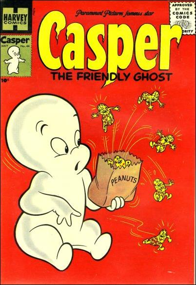 Casper the Friendly Ghost (1949) 44-A by St. John