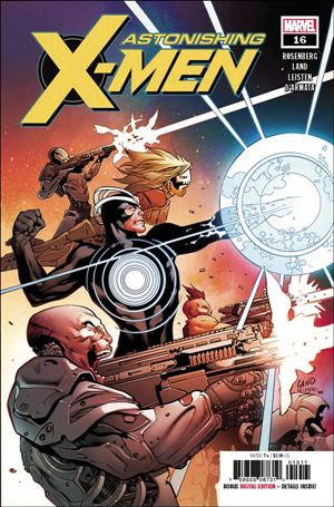 Astonishing X-Men (2017) 16-A