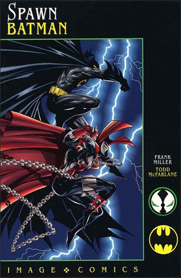 Spawn-Batman nn-A by Image