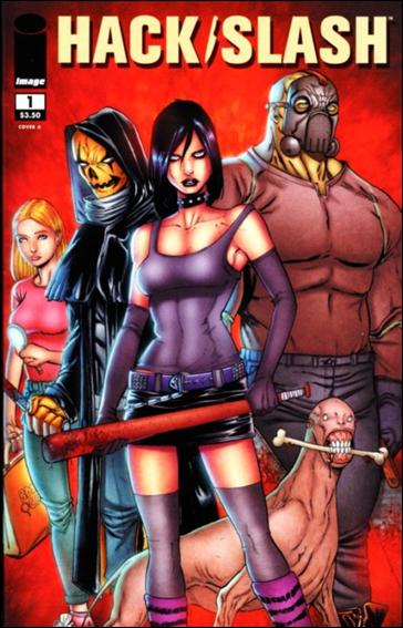 Hack/Slash (2011) 1-A by Image