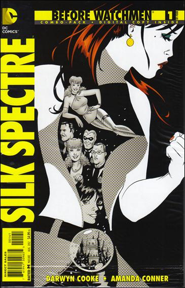 Before Watchmen: Silk Spectre 1-C by DC