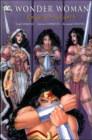 Wonder Woman: Ends of the Earth 1-A by DC