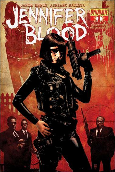 Jennifer Blood 1-A by Dynamite Entertainment