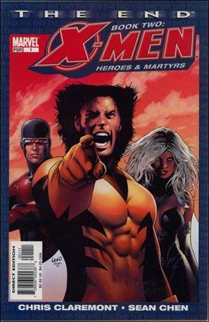 X-Men: The End (2005) 1-A