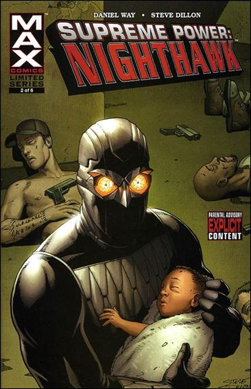 Supreme Power: Nighthawk 2-A by Max