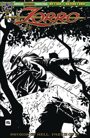 Zorro: Swords of Hell 2-C
