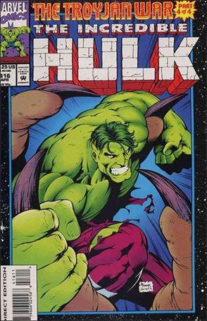 Incredible Hulk (1968) 416-A