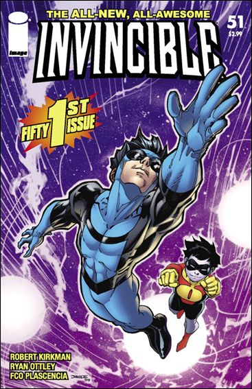 Invincible 51-A by Skybound Entertainment