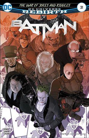 Batman (2016) 31-A
