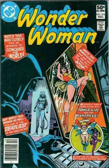 Wonder Woman (1942) 274-A by DC
