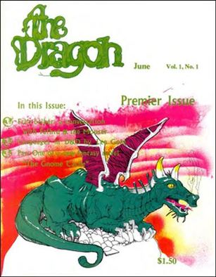 Dragon Magazine 1-A