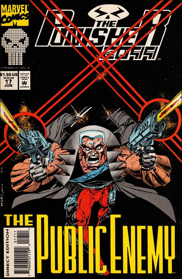 Punisher 2099 (1993) 17-A by Marvel