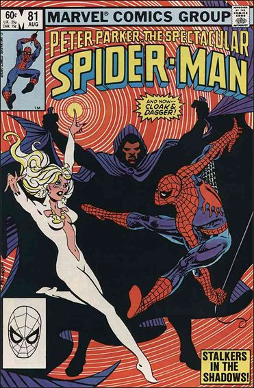 Spectacular Spider-Man (1976) 81-A by Marvel