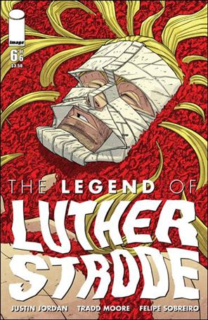 Legend of Luther Strode 6-A