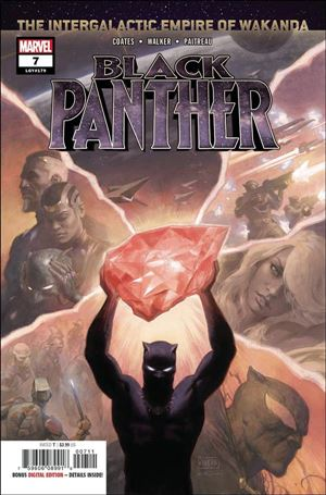 Black Panther (2018) 7-A