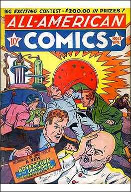 All-American Comics (1939) 13-A by DC