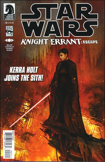 Star Wars: Knight Errant - Escape 2-A by Dark Horse